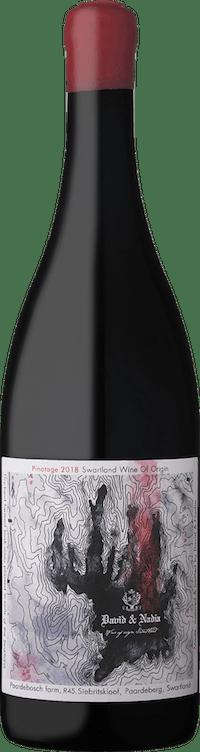 David & Nadia Wines Pinotage 2018