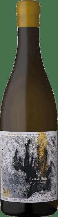 David & Nadia Wines Semillon 2018