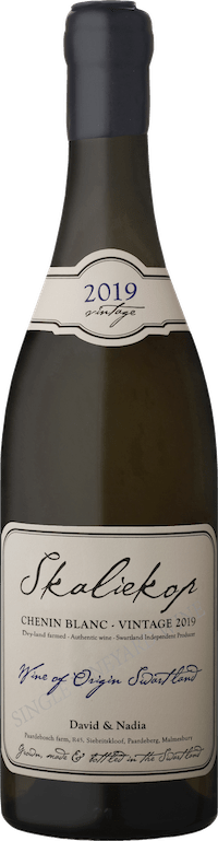 Skaliekop Chenin Blanc 2019 | David & Nadia Wines
